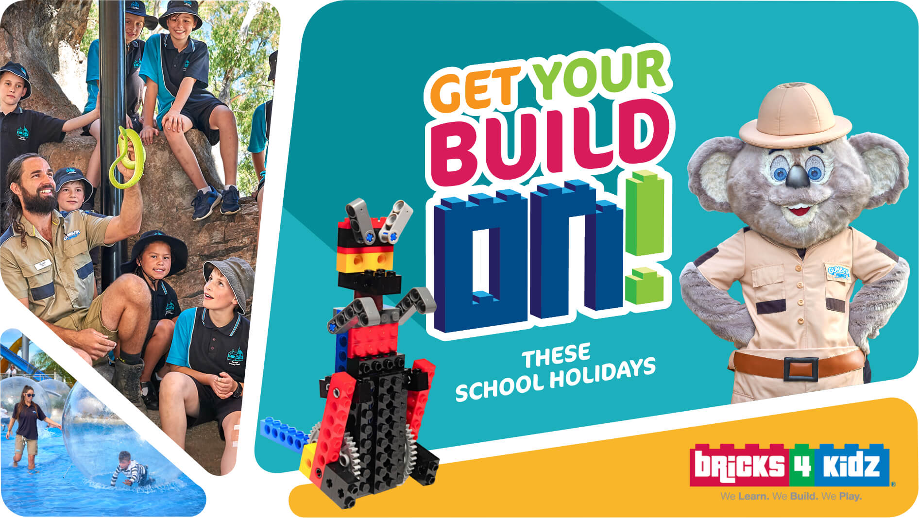 Get Your Build On!